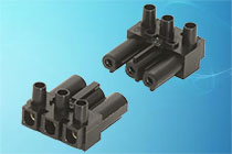 3 pole series connectors