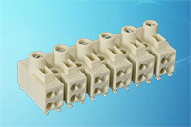 Series 900q screwless terminal block