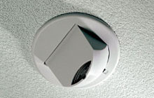 CCeiling Microwave presence/absence detector 2 channel - CRBMW2CH3 in situ