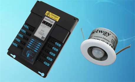 Metway Addressable Lighting Control System